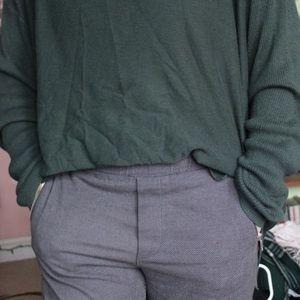 Calvin Klein Jeans Sweaters - 🌲Calvin Klein Jeans dark green Sweater